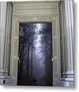 Doorway 24 Metal Print