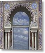 Doorway 32 Metal Print
