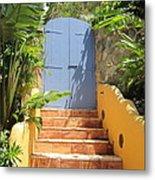 Doorway To Paradise Metal Print