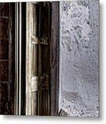 Doorway To The Unknown Metal Print