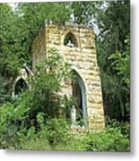 Dorchester Grotto Metal Print