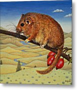 Dormouse Number Two, 1994 Metal Print