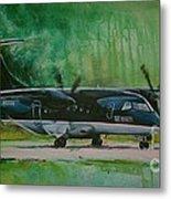 Dornier 328 Usairways Psa Metal Print