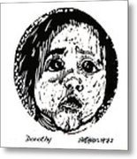 Dorothy Metal Print