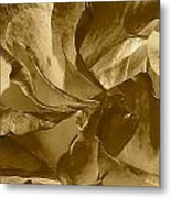 Double Delight Rose 2 Metal Print