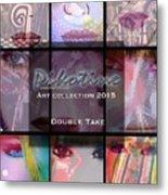 Double Take Art Collection Metal Print