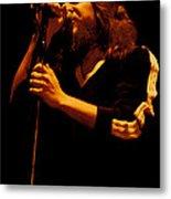 Doug Gray Of The Marshall Tucker Band At The Cow Palace Metal Print