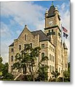 Douglas County Courthouse 2 Metal Print