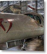 Douglas X-3 Stiletto Metal Print