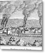 Dover, New Jersey, 1844 Metal Print