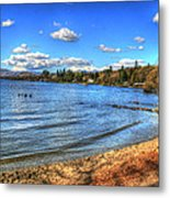 Lake District In Great Britain Metal Print