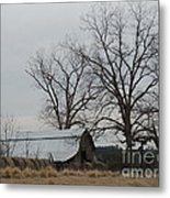 Down On The Farm 2 Metal Print
