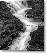 Down The Stream Metal Print by Jon Glaser