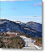 Down To The Sea - Oceanview - Hillview Metal Print