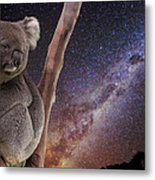 Down Under Metal Print by Charles Warren
