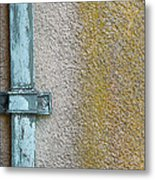 Downspout Metal Print