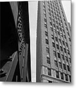 Downtown Architecture Metal Print
