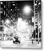 Downtown Metal Print by BandC  Photography