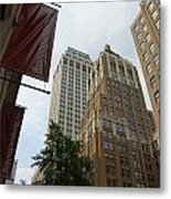 Downtown Canyon Metal Print