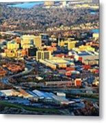 Downtown Chattanooga  Metal Print