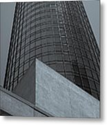 Downtown La Skyscraper Metal Print