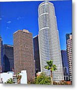 Downtown Los Angeles Metal Print