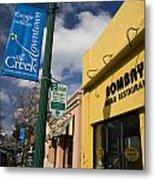 Downtown Walnut Creek California Metal Print