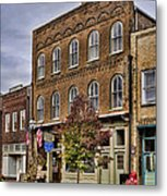 Dowtown General Store Metal Print by Heather Applegate