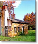 Dr Cannon's House Metal Print