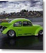 Drag Racing 10 Metal Print