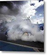 Drag Racing 11 Metal Print