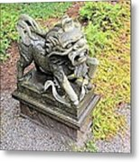 Dragon Of The East Metal Print