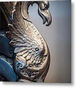 Dragon Right Metal Print