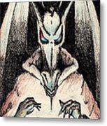 Dragon Sorceror Metal Print