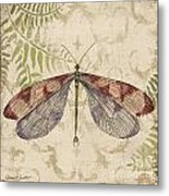 Dragonfly Daydreams-d Metal Print