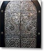 Dragons Door Metal Print