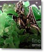 Dragon's Hoard  Metal Print