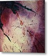 Dragons In The Mist Metal Print