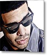 Drake Artwork 1 Metal Print