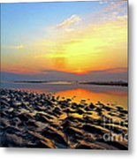 Dramatic Dawn Metal Print