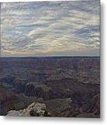 Dramatic Grand Canyon Sunset Metal Print