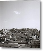 The City Of Jaisalmer Metal Print