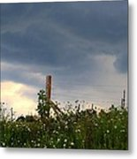 Dramatic Skies Metal Print