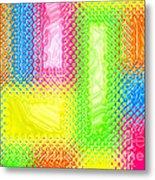 Drastic Plastic Metal Print by Cristophers Dream Artistry