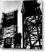 Drawbridge Metal Print