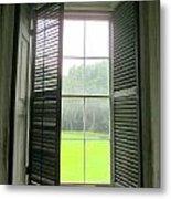 Drayton Interior Window 1 Metal Print