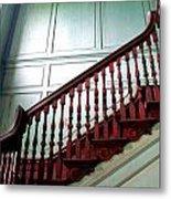 Drayton Staircase 1 Metal Print