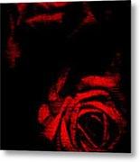 Dread Roses Metal Print