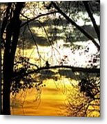 Dream At Dusk Metal Print