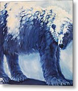 Dream Bear Metal Print
